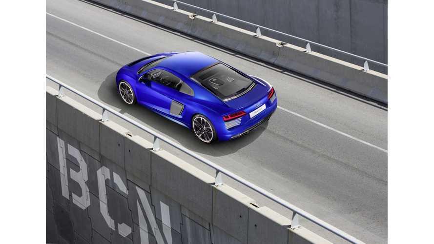 Audi R8 e-tron In Detail