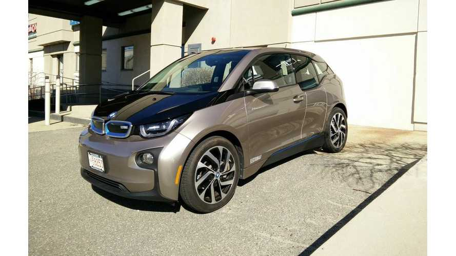 BMW Sells 11,024 i3s In U.S. In First Full Year - Good For 4th Best Overall