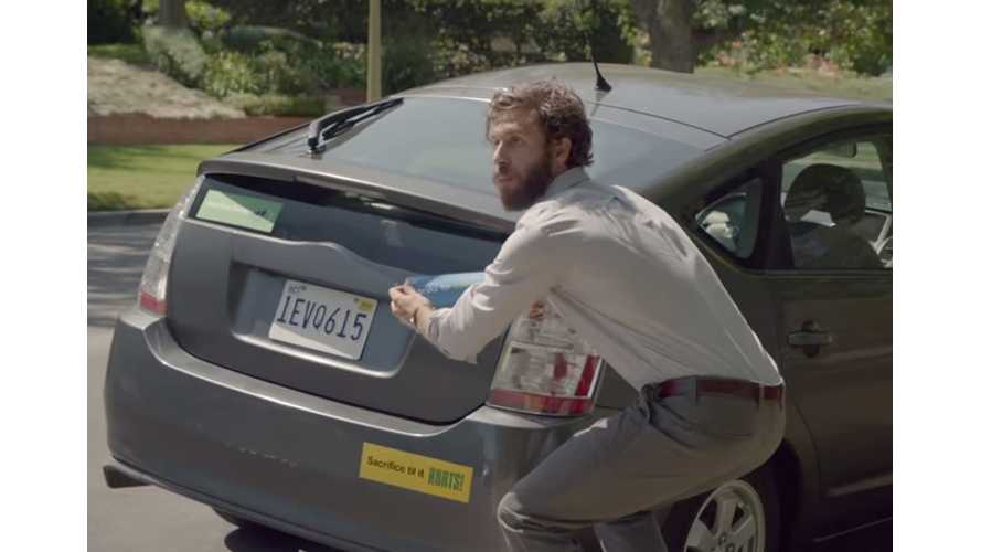 Audi A3 e-tron US Arrival Ad Takes Shots At Toyota Prius, BMW i3 - Video