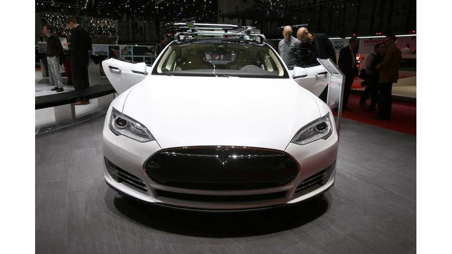 Plug-In Electric Car Sales Canada May 2015 - Tesla Model S Holds Commanding YTD Lead
