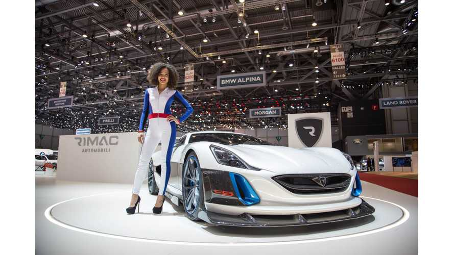 Rimac Developing An Even Higher Power EV To Come After Concept_One