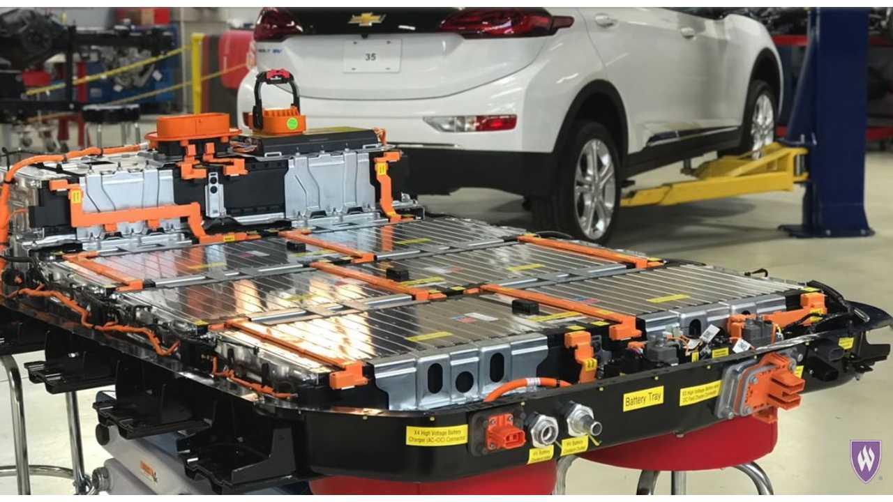 Tesla Model 3 Versus Chevrolet Bolt EV: High Voltage Components Compared