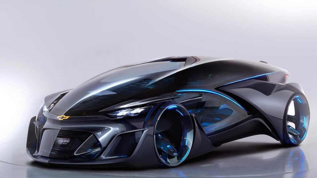 Chevy FNR Trademark Hints At Possible New Electric Concept