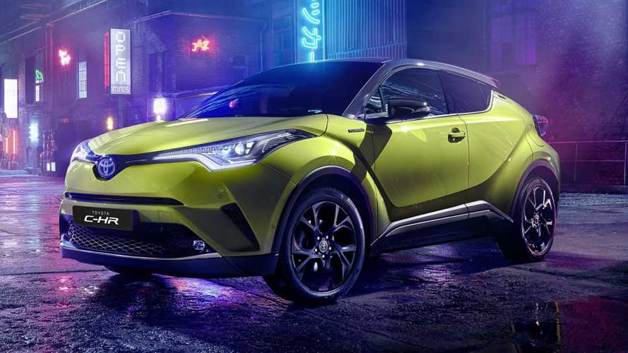 Toyota C-HR 2019 Limited Edition (Amarillo Wasabi)