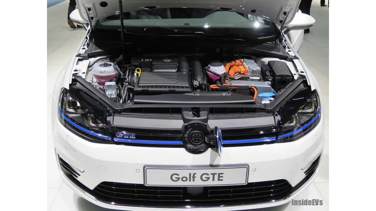 Volkswagen Golf GTE Priced From 36,900 Euros ($48,390 USD) In Germany