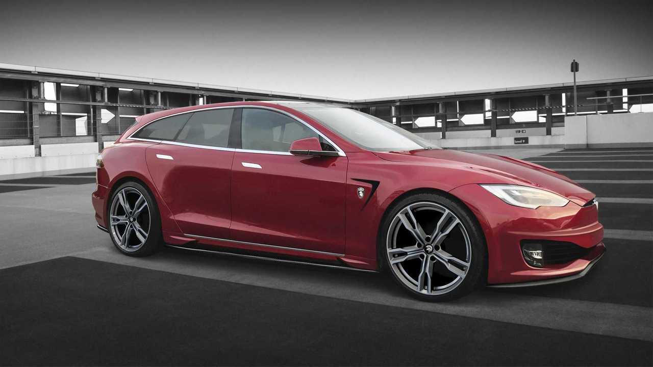 Ares Design Reveals Tesla Model S Shooting Brake, Plus Cabrio