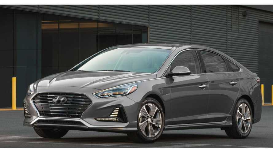 Hyundai Reveals Details On New 2018 Sonata Plug-In Hybrid, Electric Range Remains 27 Miles