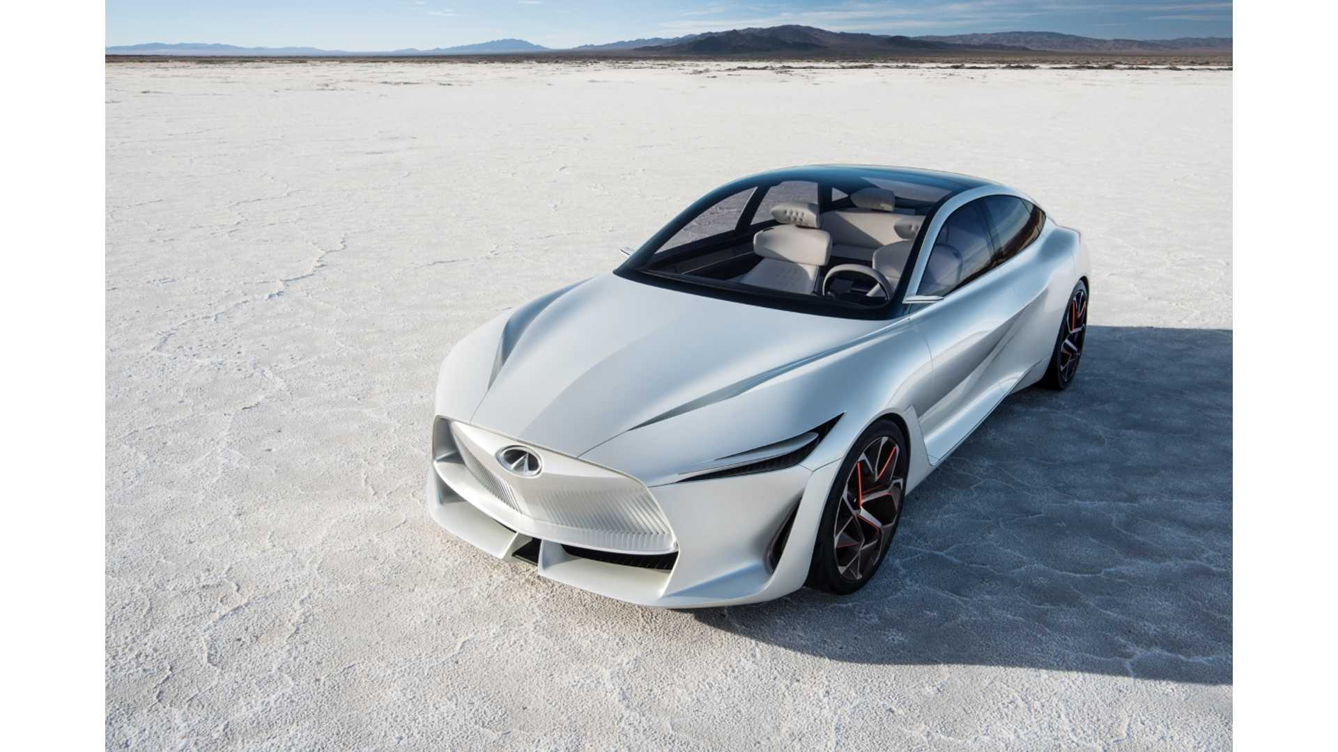 infiniti confirms first pure electric vehicle will launch