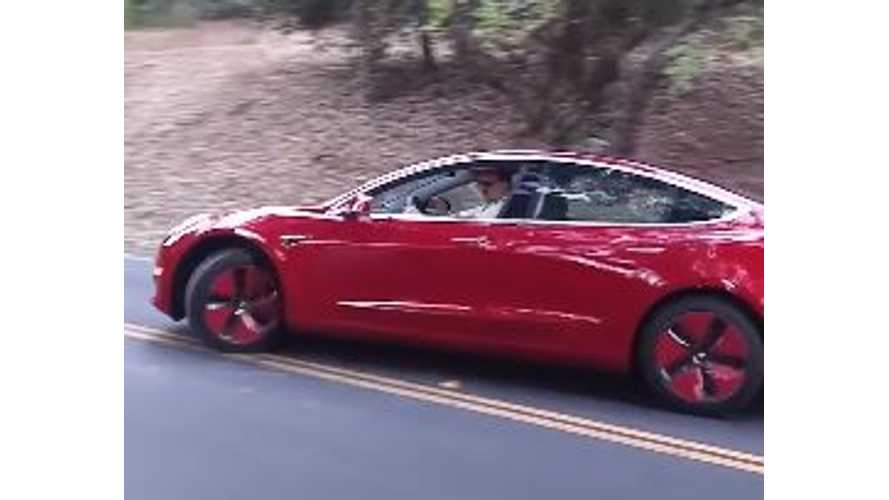 Watch This 30-Minute Tesla Model 3 Video