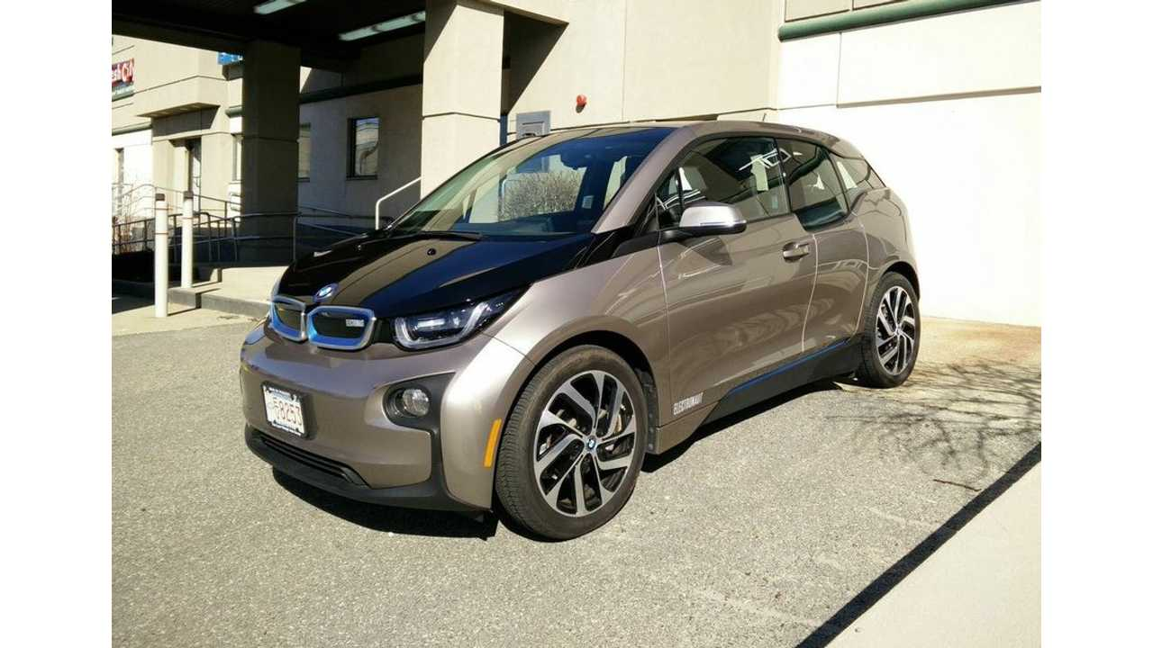 A Chevrolet Volt Owner's Take On The BMW i3 REx
