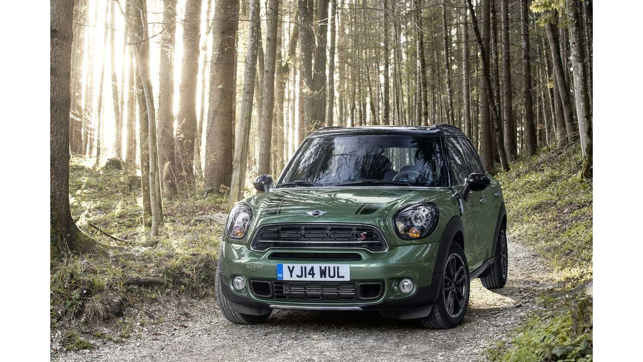Clubman And Countryman To Usher In Plug-In Hybrid Technology For Mini Brand