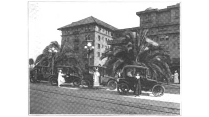 April 15, 1916: Beardsley Electric Tour in Los Angeles, 100 Years Ago Today