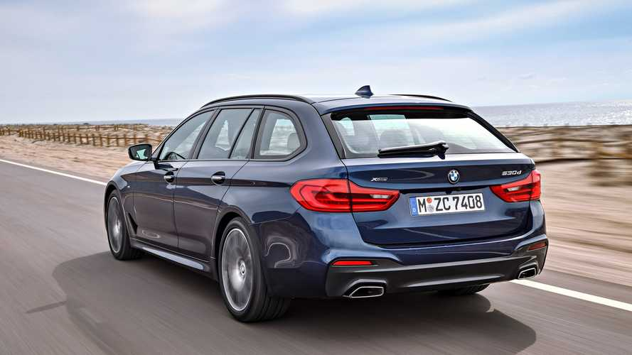 BMW Says No To PHEV Wagons