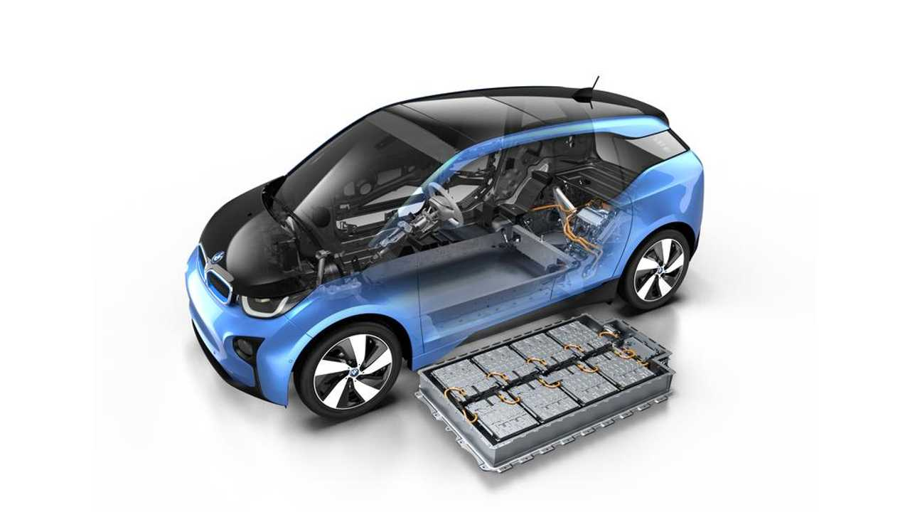 BMW i3 Demand Up In Germany With New Incentives, 33 kWh Option - Nets 1,000 Pre-Orders