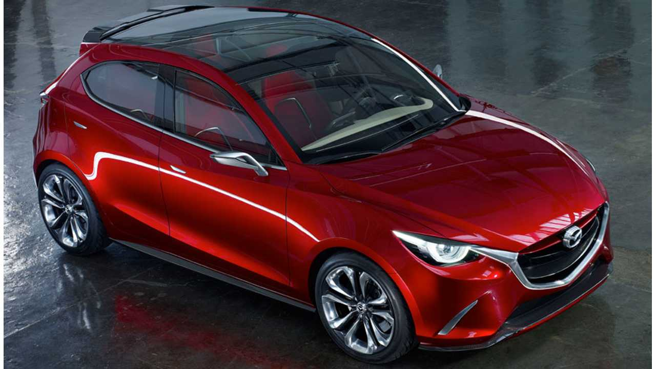 Mazda Might Finally Launch An Electric Car In 2019