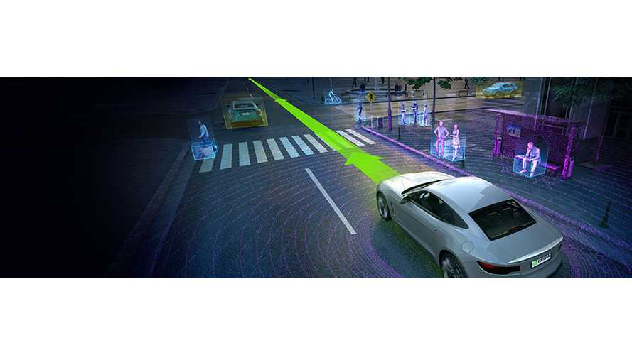 NVIDIA & Bosch Partner For AI Self-Driving Car Supercomputer