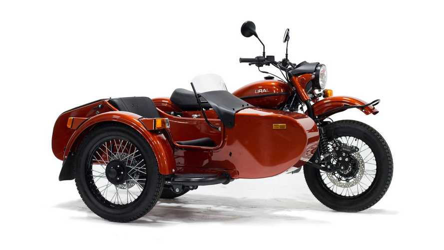 Ural Charges Into History With Zero-Powered All-Electric Sidecar Rig