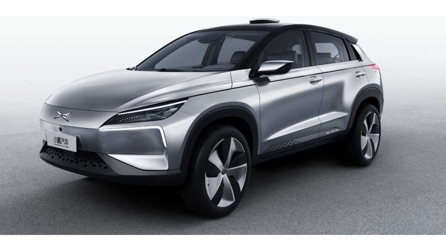 Xpeng Could Become China's Biggest Electric Car Maker