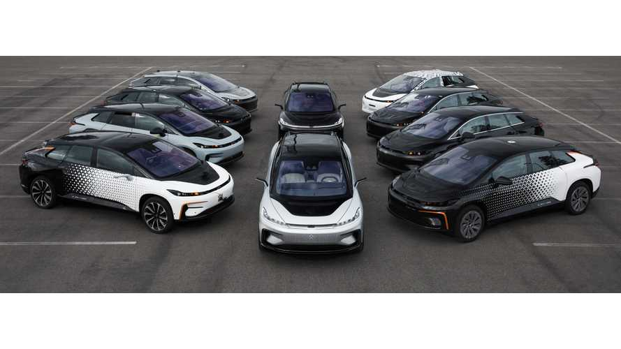 Faraday Future Confirms $2 Billion In New Funding