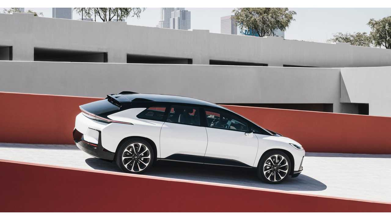 Faraday Future Reports Problems With Evergrande Health's Investment