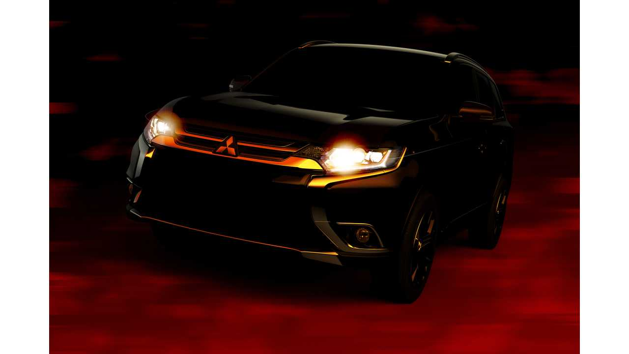 Mitsubishi Teases 2016 Outlander Debut For NYIAS, Meanwhile Live Shots Leak Out