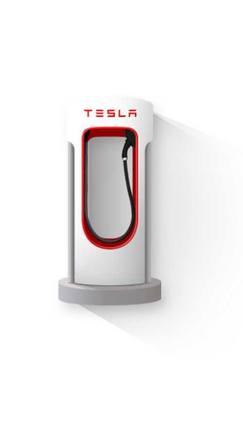 World's 500th Tesla Supercharger Now Online