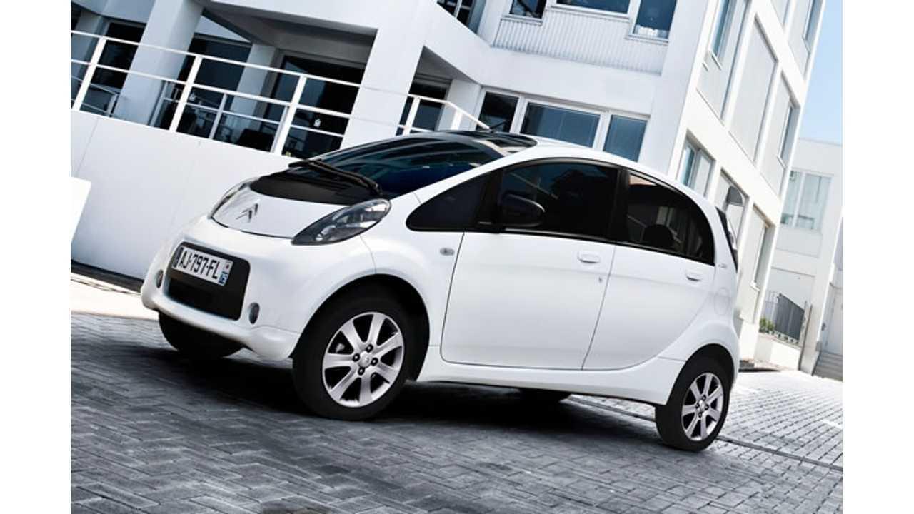 Peugeot-Citroen To Launch Cheaper, Longer Range Electric Car - Plug-In Hybrid Coming Too
