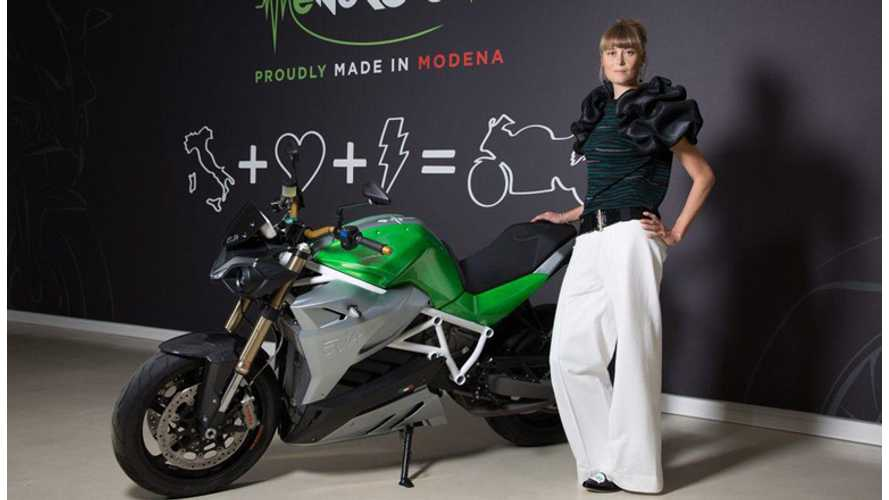 Energica Founder Leads Electric Motorcycle Charge
