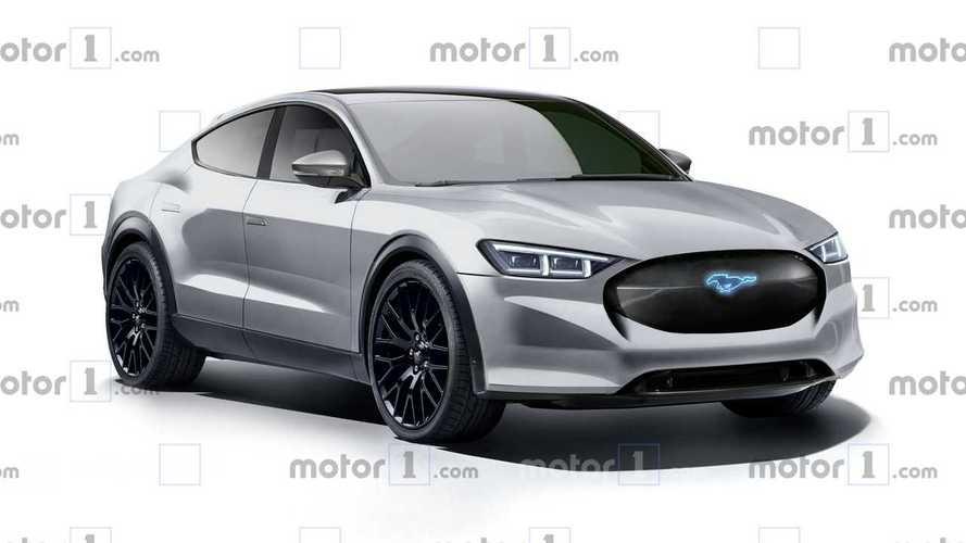 Così la Ford Mustang diventa un crossover elettrico
