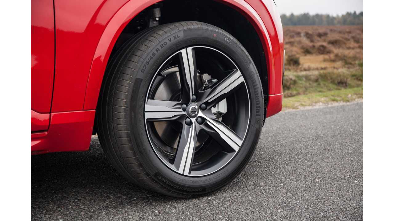 The all-new Volvo XC90 R-Design (ICE)