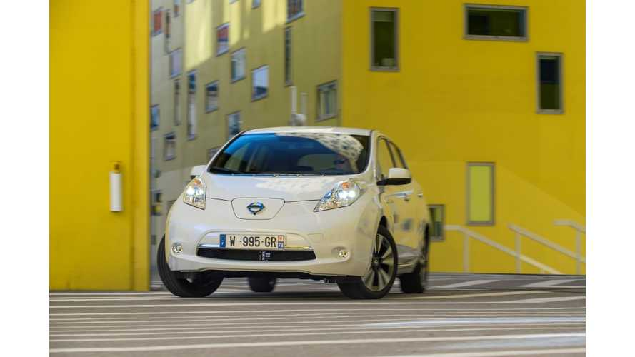 Nissan Stops Selling LEAF In New Zealand Due To