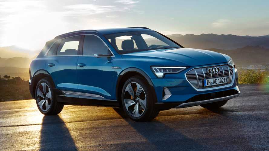 Audi Discusses Higher Volume, Greener Electric Car Production