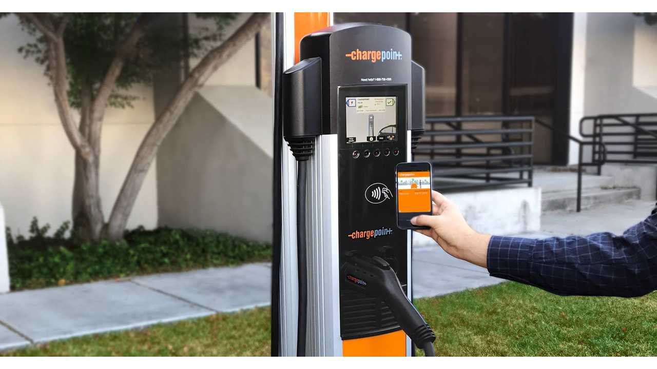 Total Gas & Power Will Partner With ChargePoint In The UK