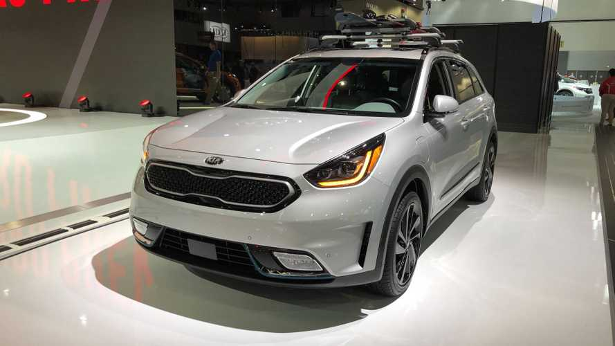 Kia Niro PHEV Comes To LA With 26 Miles Of Electric Range