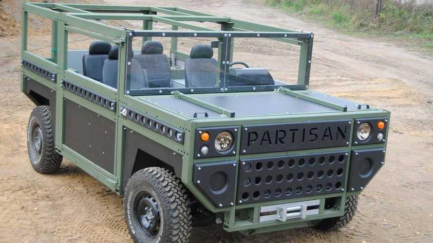 Partisan Motors Wants Its Electric SUV In Putin's Motorcade