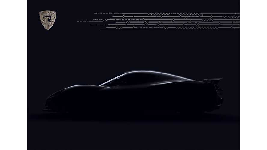 Rimac's Tesla Roadster Rival Will Pack A Serious Punch