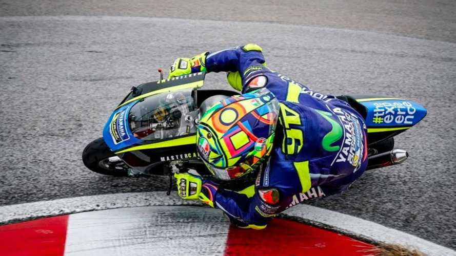 Valentino Rossi: l'allenamento è mini (bike) [VIDEO]