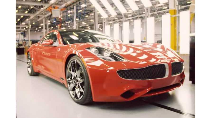 First Drive: Karma Revero - Video