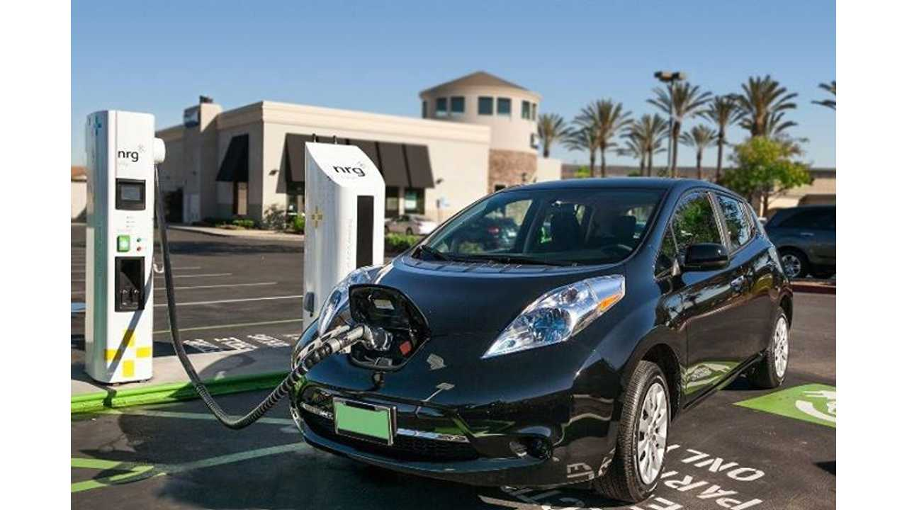 Three New NRG eVgo Freedom Stations in Maryland Will Go Live On April 22