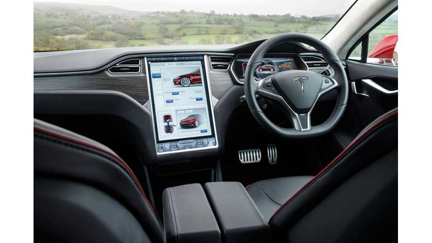 Tesla Model S Right Hand Drive Review From UK