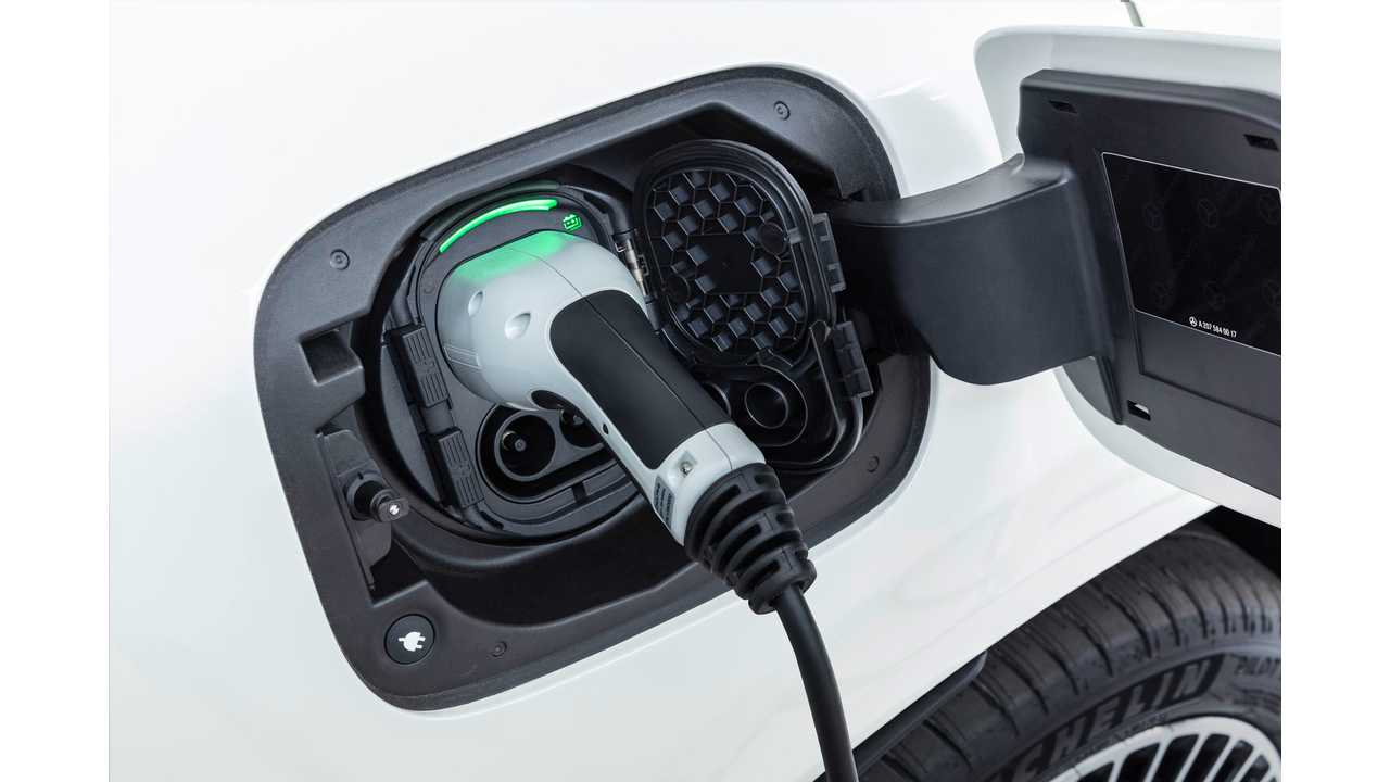 ChargePoint To Equip M-B Dealerships With Charging Stations For EQC