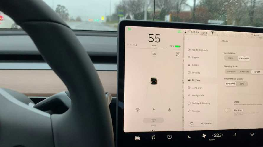 Watch Tesla Model 3 Mid Range Hit 60 MPH Quicker Than Advertised