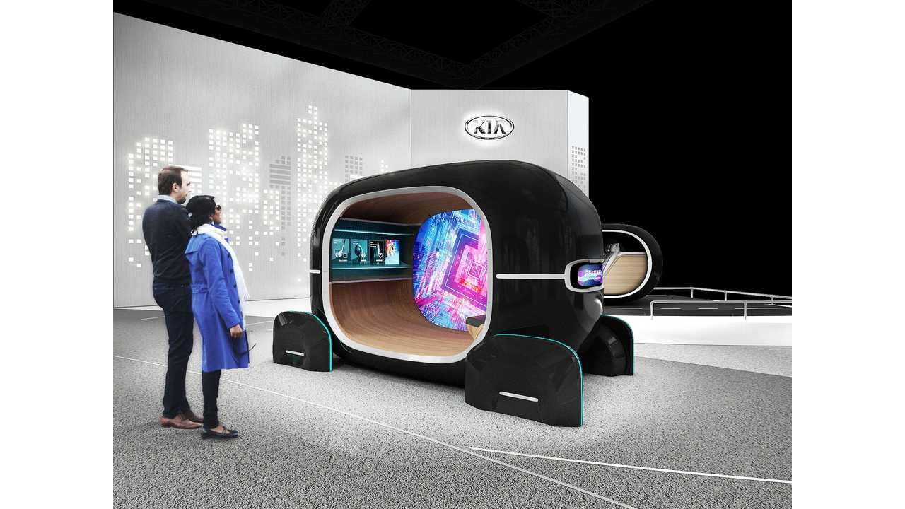 Kia 'Real-time Emotion Adaptive Driving' (R.E.A.D.) System