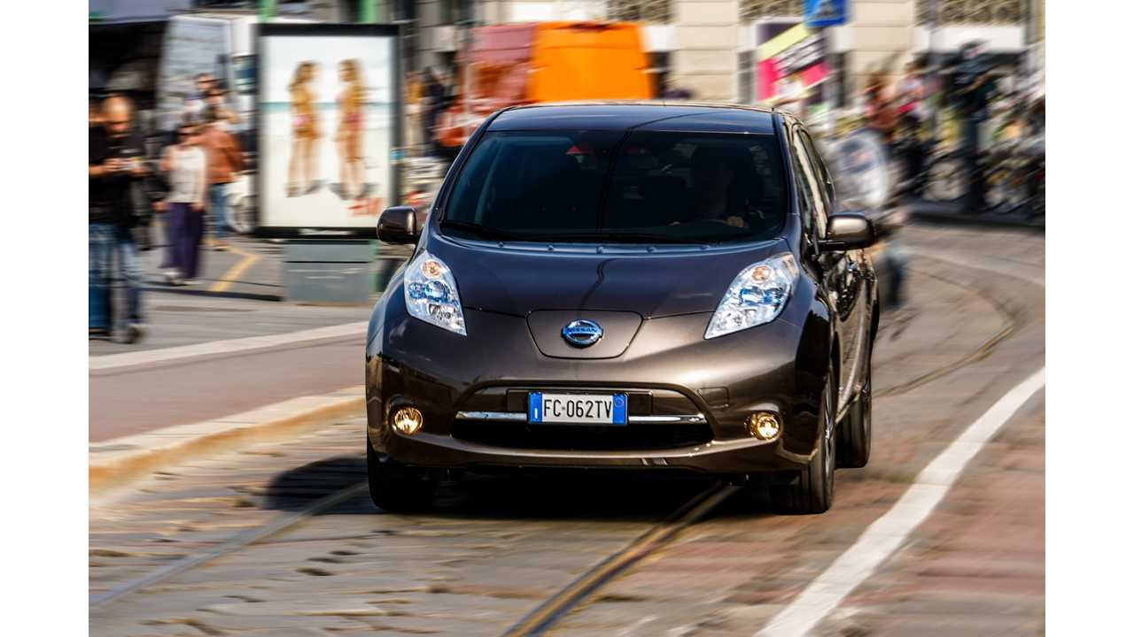 Is Nissan Concerned Over ZEV Credits, Possible Future Shortfall?