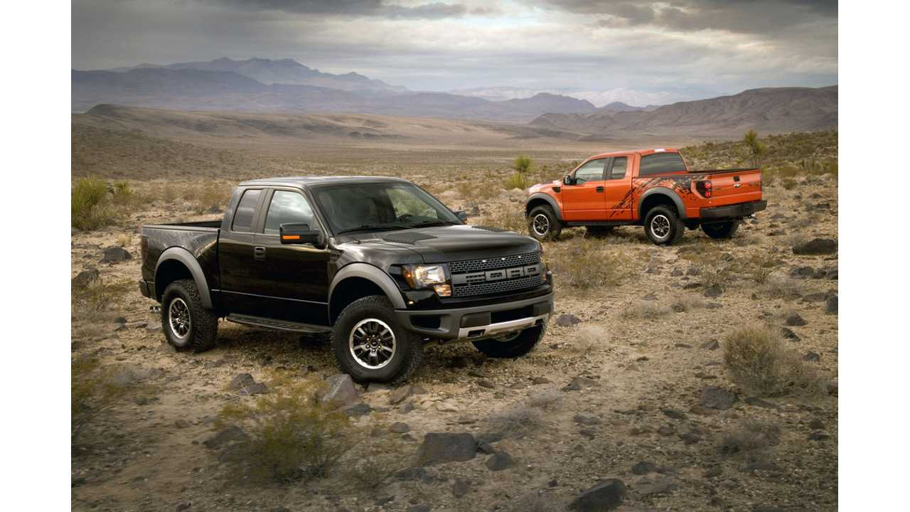 Ford To Focus Electrification Efforts On Already Profitable Vehicle Segments - Trucks, SUVs