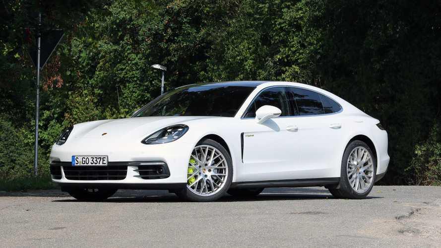 2018 Porsche Panamera 4 E-Hybrid Test Drive Review