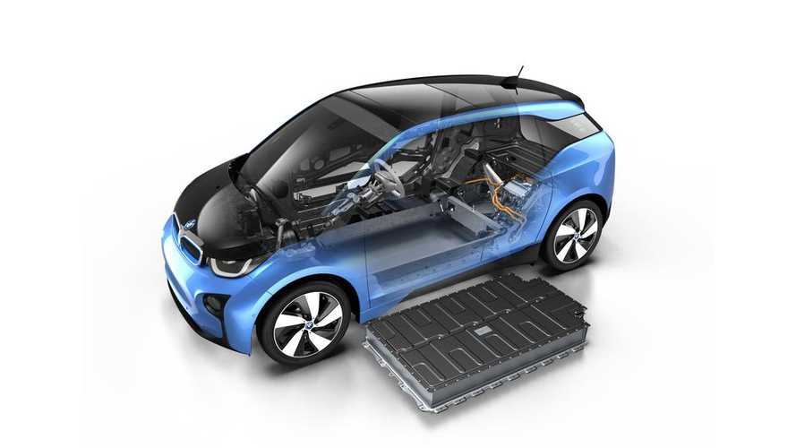BMW Batteries Have 15-Year Life In EVs