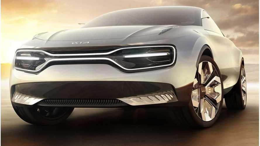 Kia terá sedã elétrico para brigar com Tesla Model 3 em 2021
