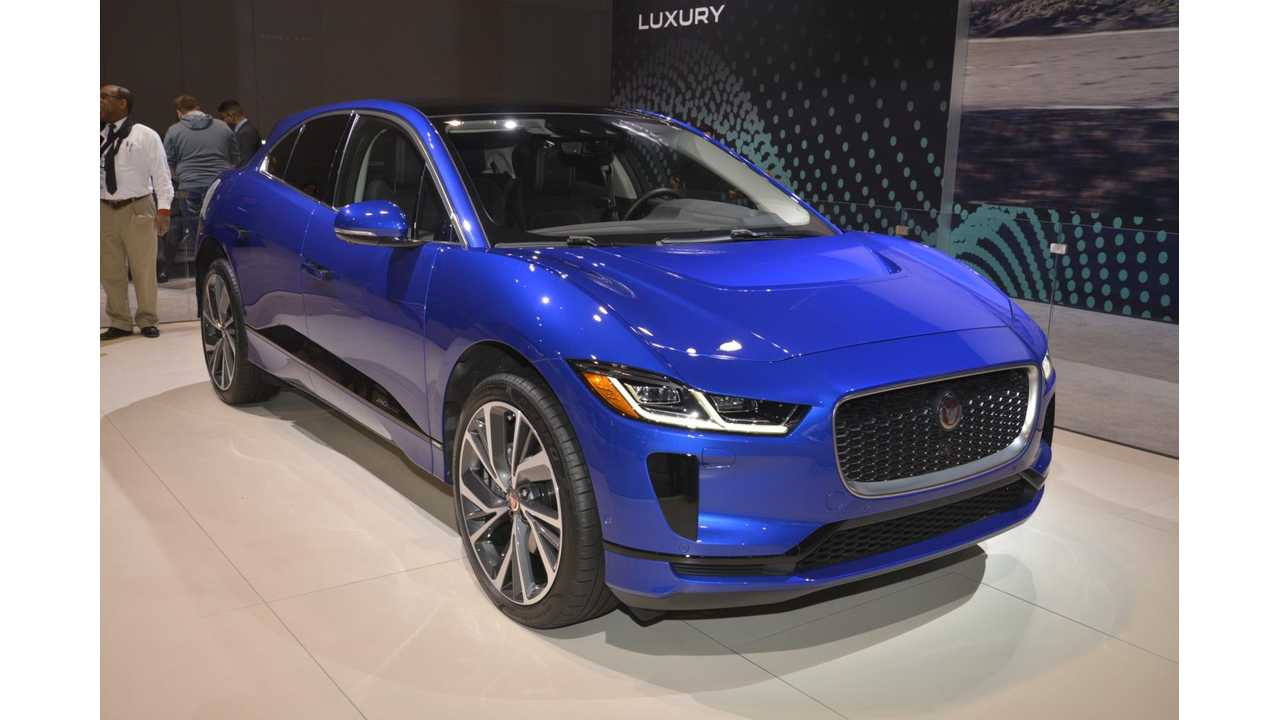 Jaguar I-PACE Sales Rebound To Almost 1,400 In February 2019