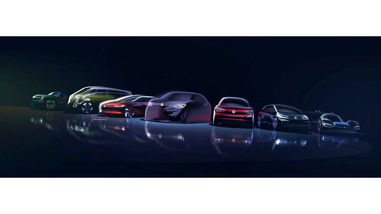 Volkswagen I.D. Family with I.D. ROOMZZ